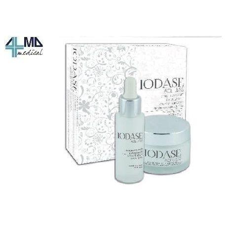 IODASE AGE-LESS SERUM + CREMA - 80 ML