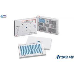 TECNO-GAZ TEST DE ESTERILIZACIÓN BOWIE & DICK (20 UDS)