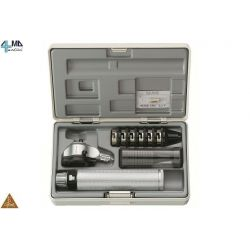 HEINE SET OTOSCOPIO HEINE BETA 100 - 2,5V HALOGENO CON MANGO BETA