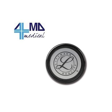 GIMA MEMBRANA Y ARO PARA LITTMAN® CLASSIC II S.E., SELECT, MASTER CLASSIC, CARDIO III (LADO GRANDE) - GRIS (5 UDS)