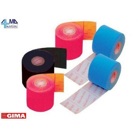 GIMA TAPE MUSCULAR 9,1MT X 3,8CM - DIFERENTES COLORES