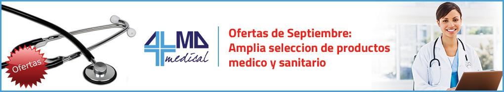 Ofertas Almamedical Septiembre 2016