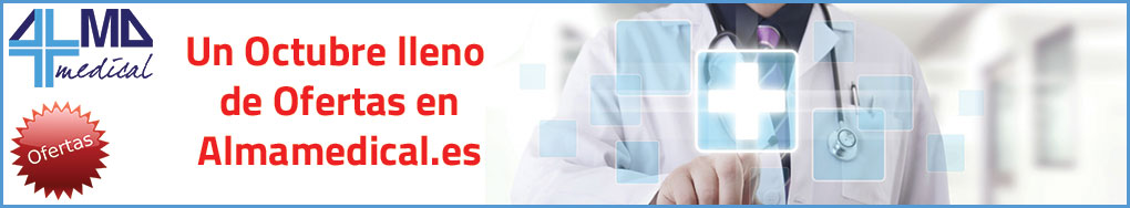 Ofertas Almamedical Ocutbre 2016