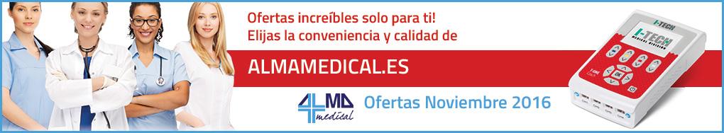 Ofertas Almamedical Noviembre 2016