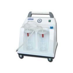 GIMA ASPIRADOR QUIRÚRGICO TOBI HOSPITAL - 2x2L - 230 V - 90L/MIN
