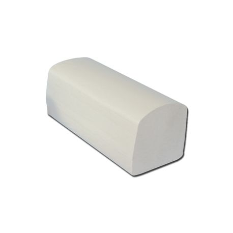 GIMA V-FOLD HAND TOWELS -2 PLIES - PACK OF 160 (20 PCS)