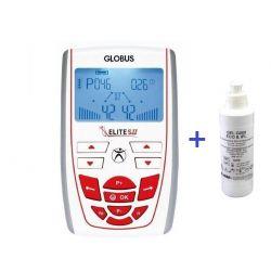 GLOBUS ELITE S II ELECTROSTIMULATOR +1L GEL BOTTLE