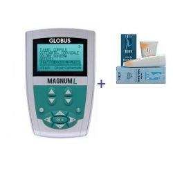 GLOBUS ELECTROSTIMULATOR MAGNUM L + 1 CREMA REAFIRMANTE GLOBUS