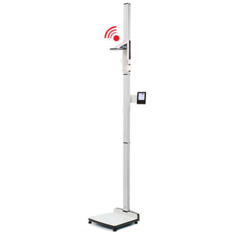 SECA 285 EMR READY MEASURING STATION FOR BODY HEIGHT AND WEIGHT