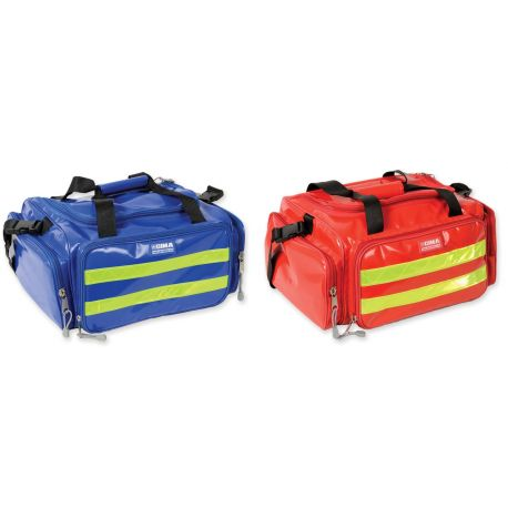 GIMA EMERGENCY BAG PVC COATED- RED OR BLUE