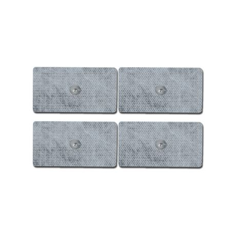 GIMA GELLED ELECTRODES 45X80MM - ELECTROTHERAPY AND IONOPHORESIS