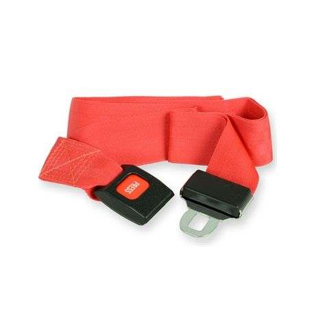 GIMA BELT - QUICK RELEASE - RED