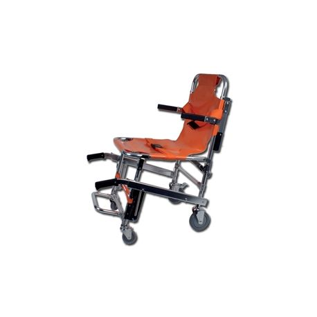 GIMA WHEELCHAIR STRETCHER - 4 WHEELS