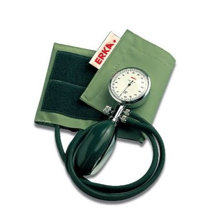 ERKA ERKATEST MANUAL ANEROID TENSIOMETER WITH STETHOSCOPE-DIFFENRENT MODELS