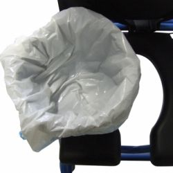 INTERMED HYGIENIC BAG FOR TOILET CHAIR BUCKETS (30 PCS)