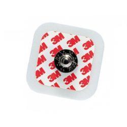 3M ELECTRODOS CON SOPORTE DE ESPUMA RED DOT 2228 (1.000 UDS)