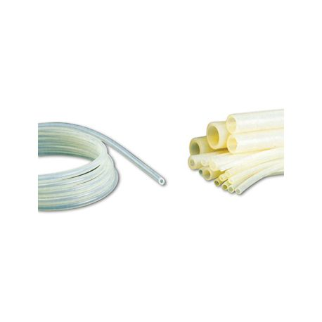 GIMA SILICONE TUBE 8X15MM- 3.5MM THICK (1X30M ROLL)