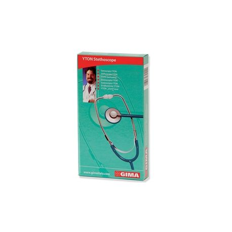 GIMA YTON NURSE STETHOSCOPE - Y GREEN
