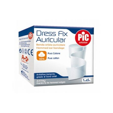 ARTSANA AURICULAR EDGED BAND DRESS FIX AURICULAR (2X1PACK 12 PCS.)