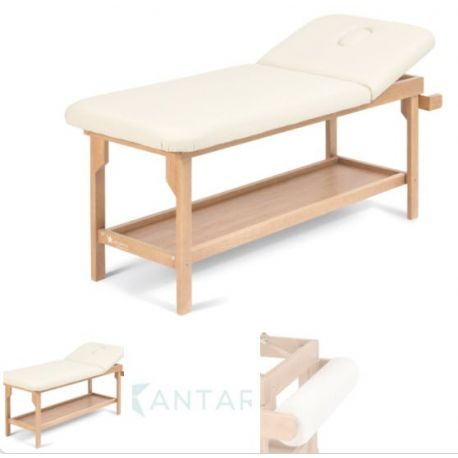 MORETTI TREATMENT AND VISIT BED WITH SUPPORT PLAN - ANTARES