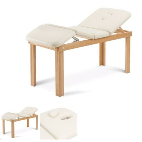 MORETTI BED FOR TREATMENTS AND VISIT 4 SECTIONS - DENEB