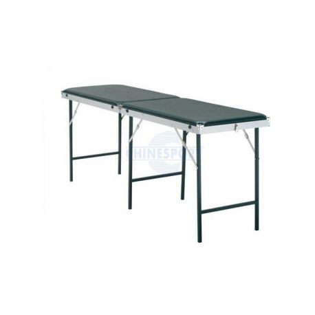 CHINESPORT EXAMINATION TABLE WITH ALUMINUM SUITCASE - 150KG