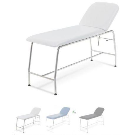 MORETTI MEDICAL EXAMINATION TABS - 180 Kg - WHITE - BLUE - BLACK - LYBRA