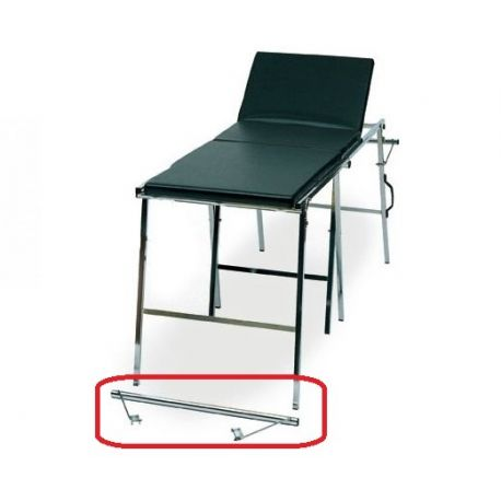 GALENO ROLL HOLDER FOR FOLDING BED IN A SUITCASE