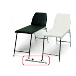 GALENO ROLL HOLDER FOR GALENO EXAMINATION AND GYNECOLOGICAL TABLES