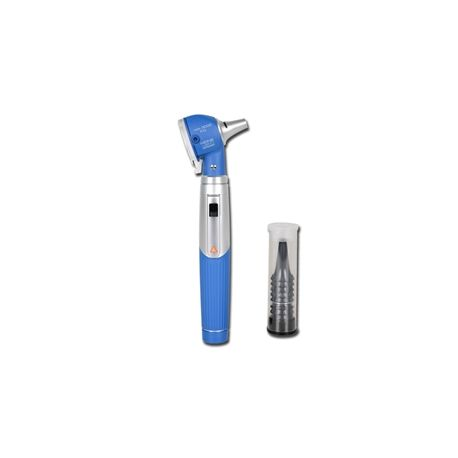 HEINE MINI 3000 F.O.OTOSCOPE - BLACK - BLUE
