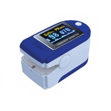 INTERMED FINGER SATURIMETER WITH ADJUSTABLE DISPLAY SAT 200 ADULTS / PEDIATRICIAN