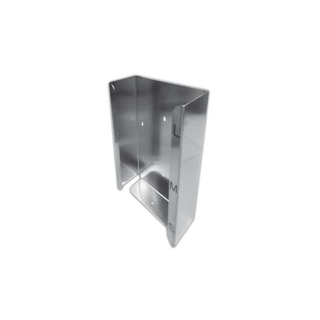 GIMA GLOVE DISPENSER - TRIPLE - STAINLESS STEEL