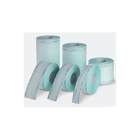 TECNO-GAZ ROLLS FOR STERILIZATION - DIFFERENT SIZES (BOX OF 8 ROLLS)