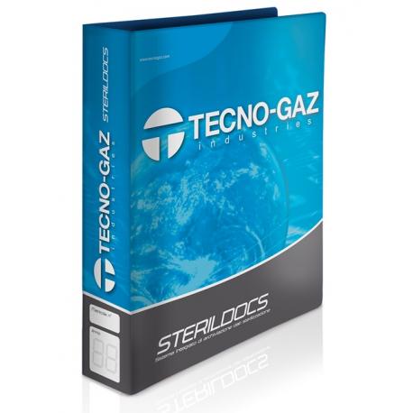 TECNO-GAZ SISTEMA DE ARCHIVO DE PRUEBAS EN AUTOCLAVE PARA EUROPA B EVO -EUROPA B EVO 24-STERILDOCS