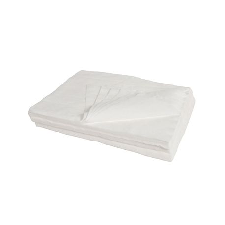 GIMA ABSORBENT NON WOVEN WIPES 45 G - 30X40 CM - FOLDED (1400 PCS)