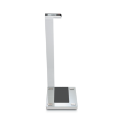 SECA SECA 719 DIGITAL COLUMN SCALE WITH GLASS PLATFORM - CAPACITY 180 KG