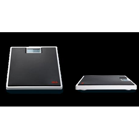 SECACLARA 803 DIGITAL FLAT SCALE FOR INDIVIDUAL USE - WHITE - BLACK