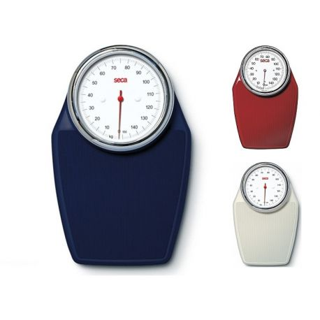 SECA 760 MECHANICAL SCALE WITH CHROME RING - CAPACITY 150 KG - (DIFFERENT COLORS)