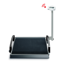 SECA 665 EMR READY ELECTRONIC WHEELCHAIR SCALE - CAPACITY 300 KG