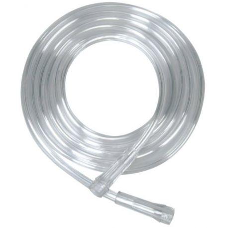 MORETTI RECAMBIO TUBO EN PVC CON CONECTORES PARA AEROSOL HOSPYNEB