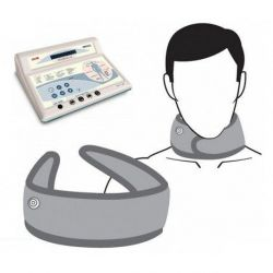 CA-MI CERVICAL BAND FOR HIGH AND LOW FREQUENCY MAGNETOTHERAPY CA-MI MAGICS