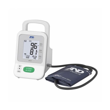 AND PROFESSIONAAND PORTABLE ELECTRONIC BLOOD PRESSURE MONITOR- UM-211