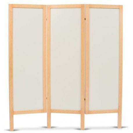 MORETTI WOODEN SCREEN 3 DOORS IN MDF