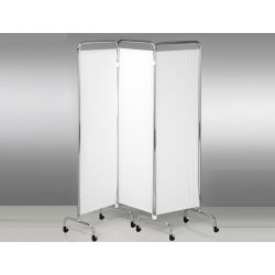 ALMAMEDICAL WING SCREENS - 3 PANELS - WITH WHEELS - 160X170CM