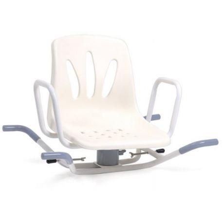 MORETTI SEAT FOR BATHTUB - SWIVEL
