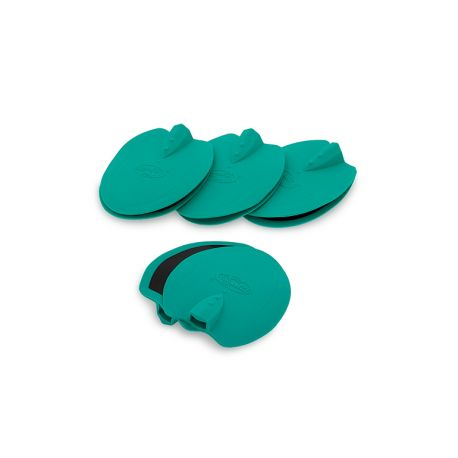 WEELKO SLIMMING PAD –TWO-UNIT SET OF OVAL-SHAPED ELECTRODES OF 65 MM