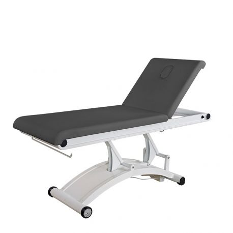 WEELKO ELECTRIC MASSAGE BED (PU, 1 MOTOR) -CERVIC