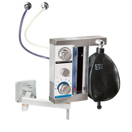 TECNO-GAZ SEDATION DEVICE WITH AUTOMATIC FLOW CONTROL - MASTER FLUX PLUS