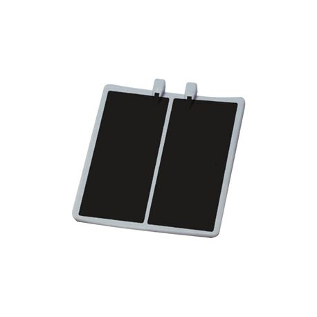 GIMA REM RUBBER PLATE 20X15CM - WITHOUT CABLE (FOR 200,202,240,250,300,380,400)