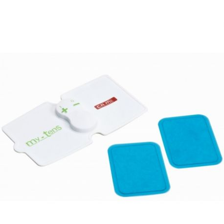 CA-MI ELECTRO-STIMULATOR WITH ADHESIVE PATCH MY TENS